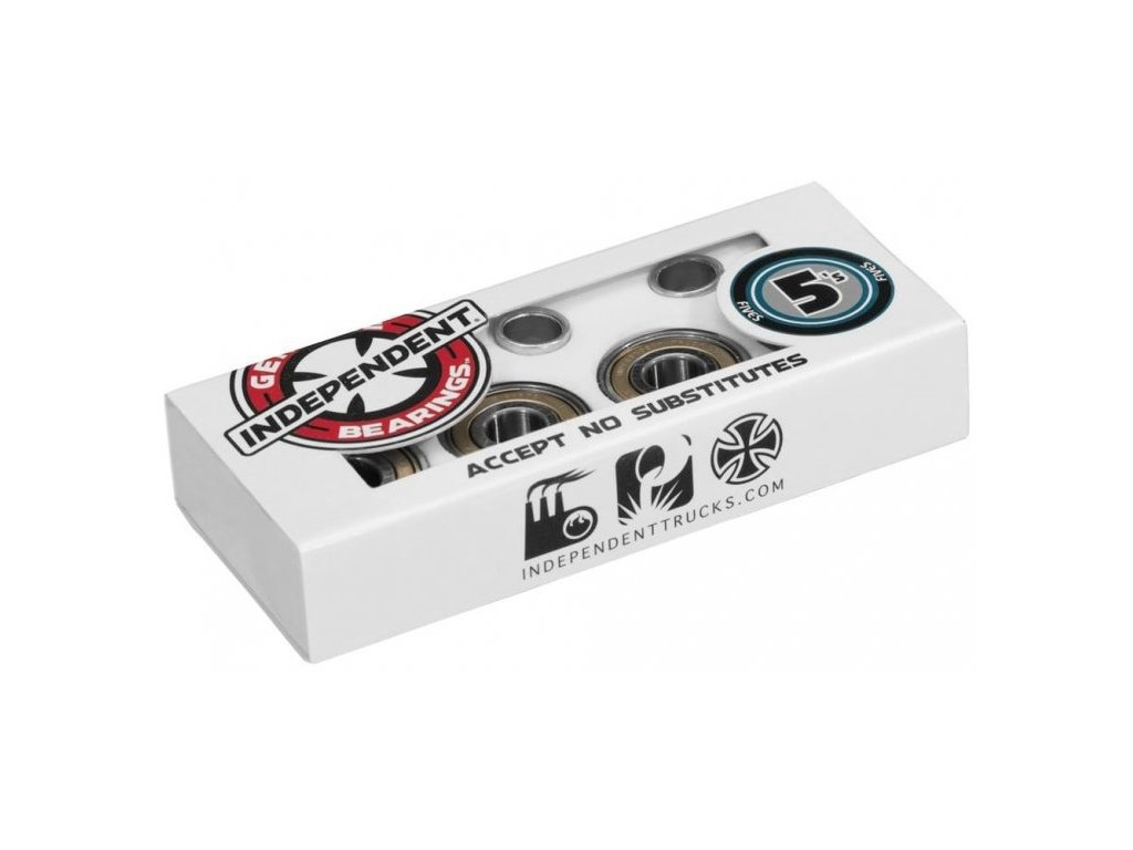 268 1 independent genuine abec 5 skateboard bearings