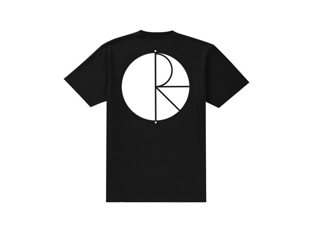 POLAR - Fill Logo Tee Black