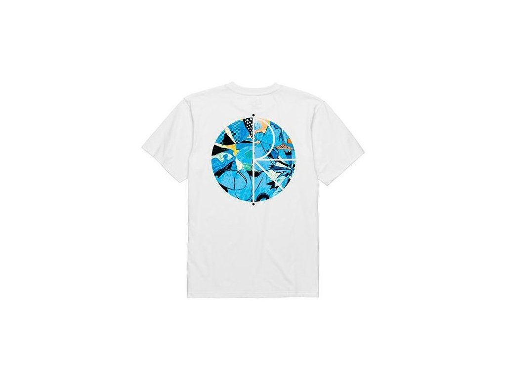 POLAR - Escape Route Fill Logo Tee White