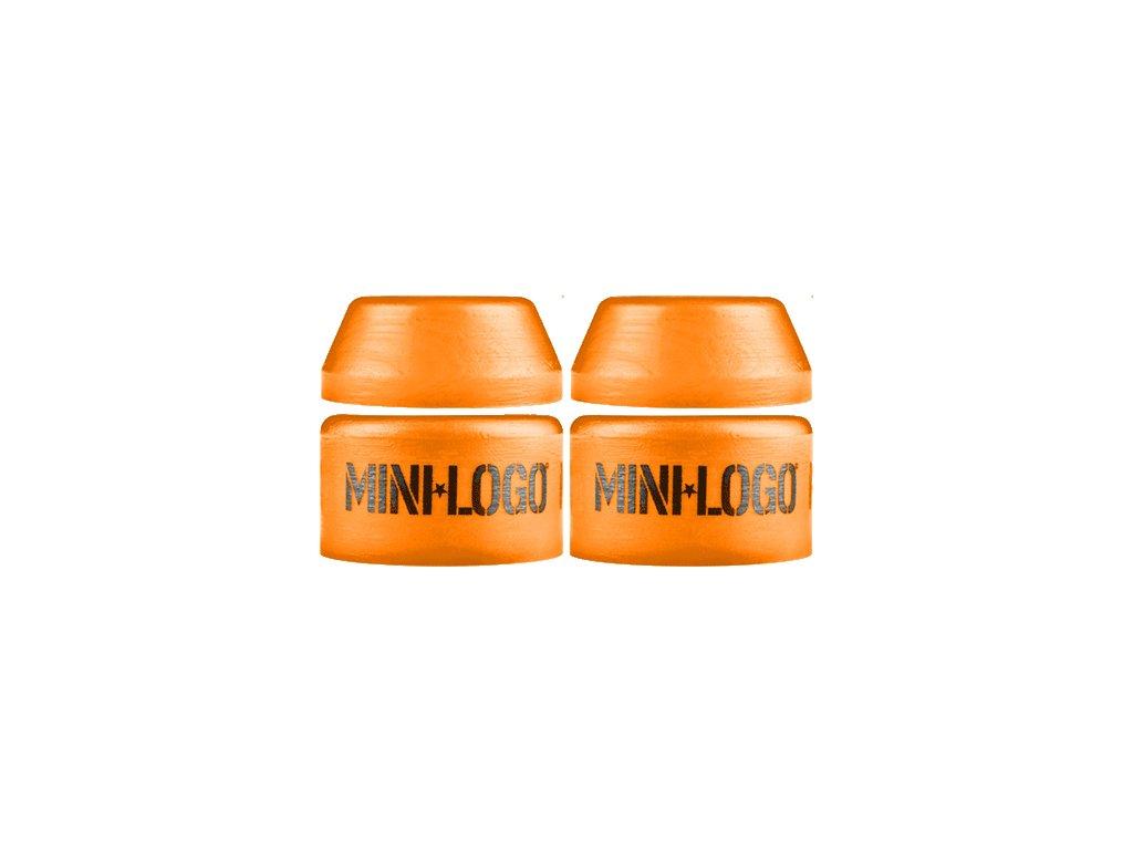 mini logo medium bushing pack