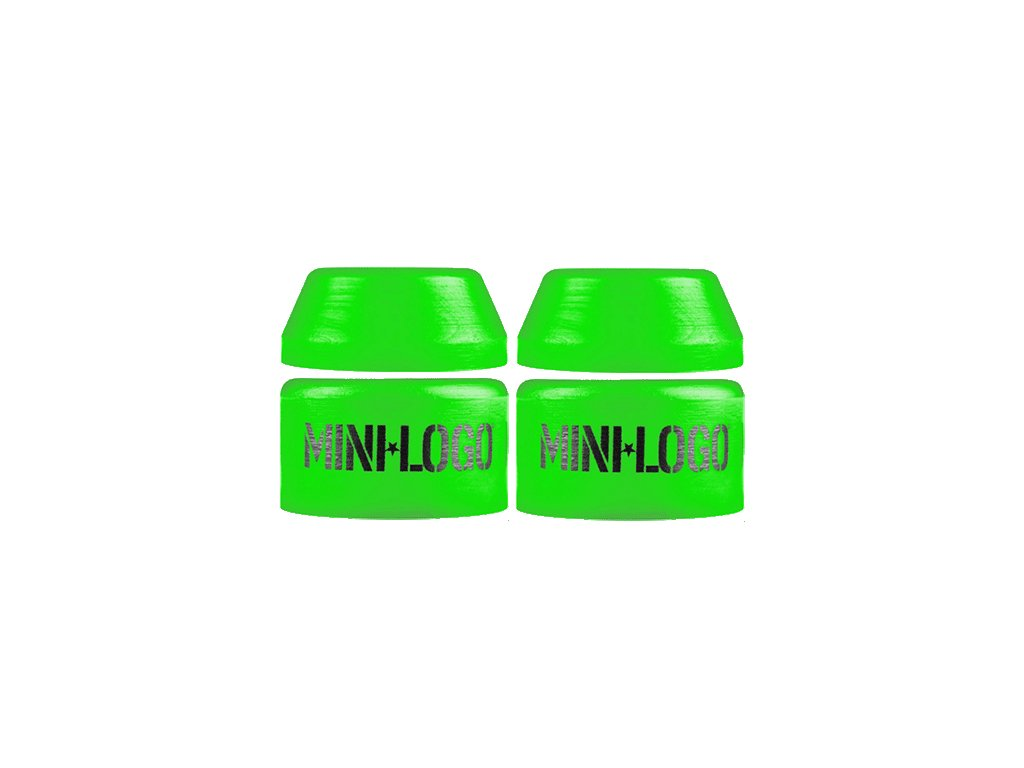 mini logo soft bushing pack