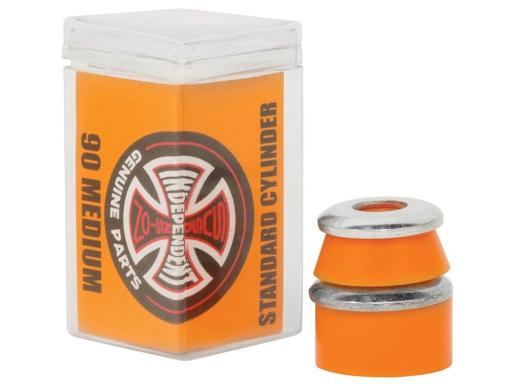 vyr 360independent genuine standard cylinder cushions 2 truck set orange
