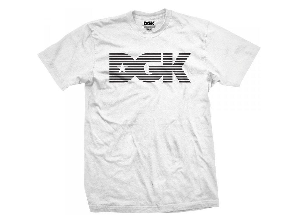 DGK - Levels Tee White