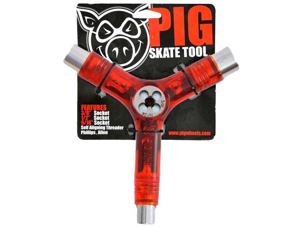 pig skate tool red packaging