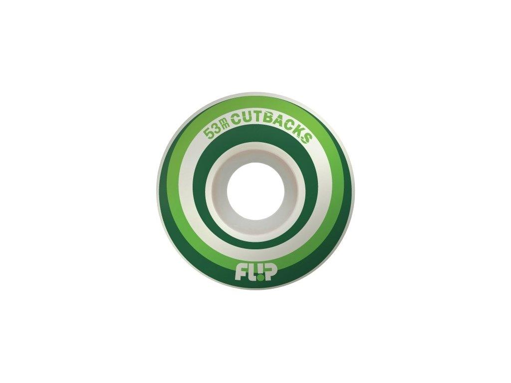 FLIP - Cutback Green 53mm