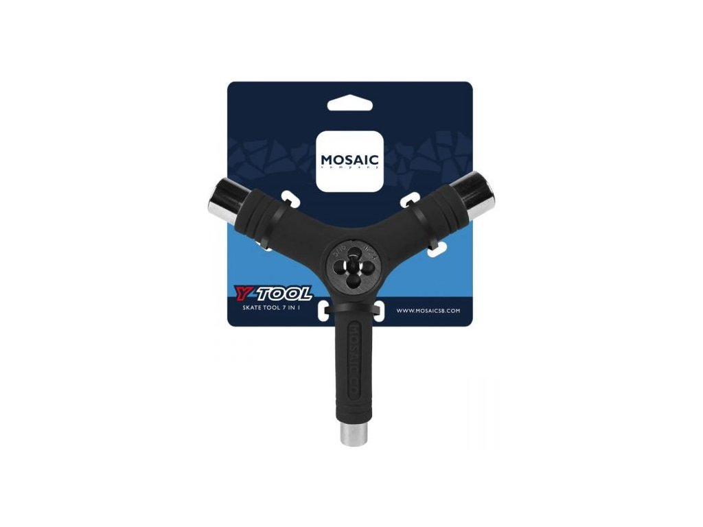 mosaic y tool 7 in 1 black