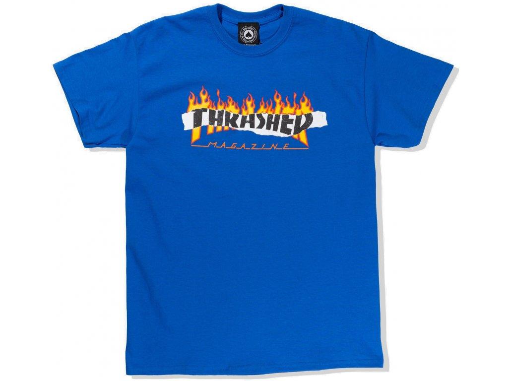 thrasher tee blue 2048x@2x