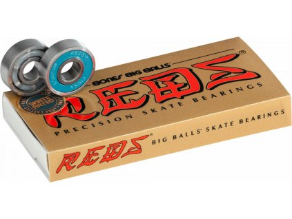 bones bones reds big balls bearings 8 pack