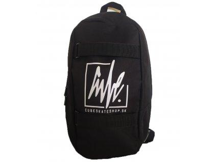 CUBE - Skate Backpack Black