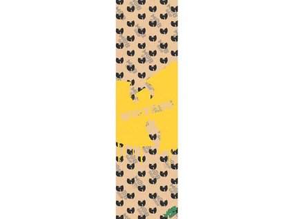 large 99948 Graphic Mob Wu Tang Clan Stencil Clear griptape