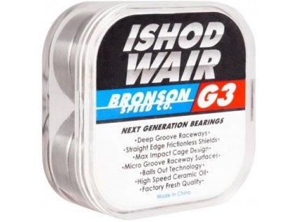 bronson speed co kugellager ishod wair pro bearing g3 blue orange vorderansicht 0180343 600x600