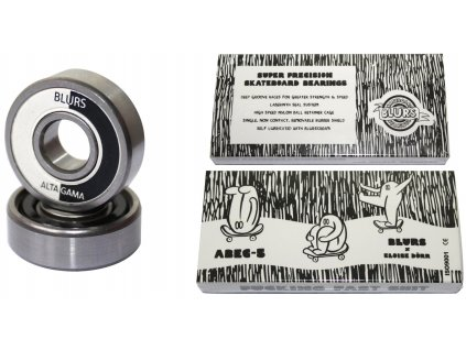 vyr 2792BLURS BEARINGS ABEC 5 SKATE BEARINGS scaled