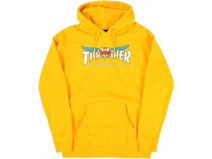 THRASHER - Venture Collab Gold Hood