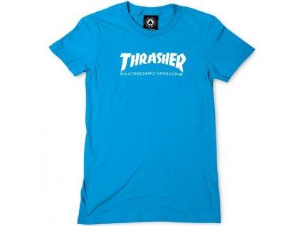 girls light blue white thrasher logo web 650px