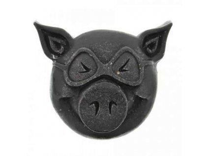 Pig Wheels Wax Black 360x360