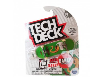 tech deck baker reynolds series 13 fingerboard