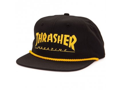 Thrasher Rope Snapack Black yellow 1024x1024