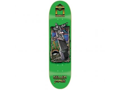 rd sk8mafia skateboards kellen james 7 wonders deck
