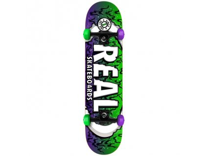 real new ooze md 7 75 skateboard complete 7 75