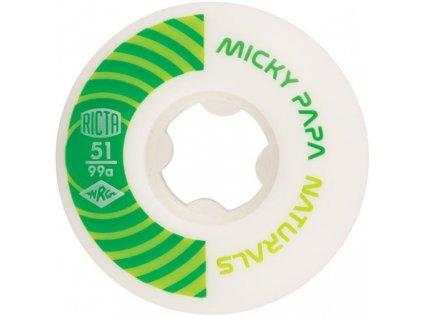 RICTA - Micky Papa Pro Naturals Naturals 51mm