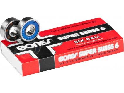 bones swiss 6 ball bearings