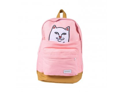 backpack 0002 Lord Nermal PInk Backpack