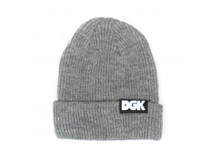 dgk classic 2 beanie athletic heather 1.1506666654