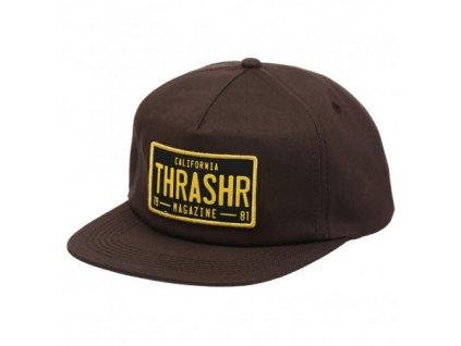 THRASHER - DMV Snapback