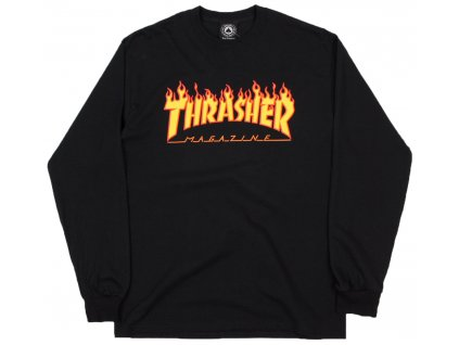 thrasher flame logo long sleeve t shirt black 1 df4fd28e 0cda 436a 86dd b1d968c335aa