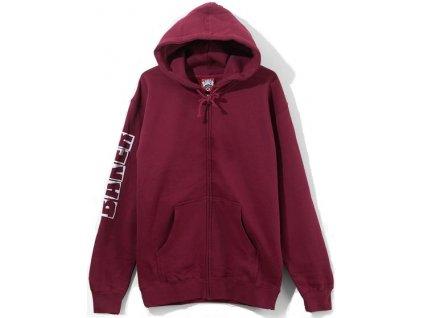 slope zu hoodie cardinal web grande