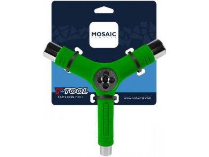 mosaic y tool 7 in 1 green