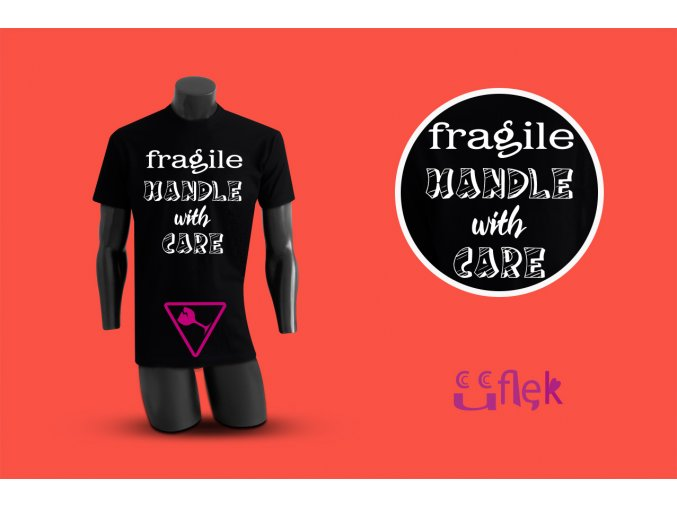 86 fragile, HANDLE with CARE 1