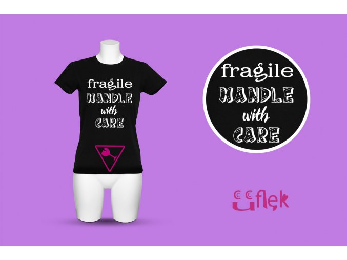 90 fragile, HANDLE with CARE 1