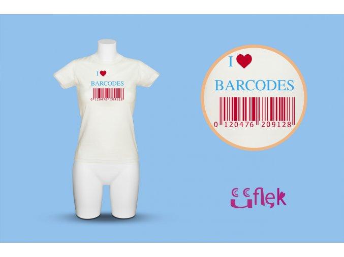 117 I LOVE BARCODES 1