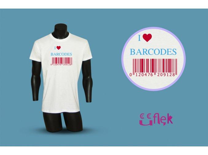 110 I LOVE BARCODES 1
