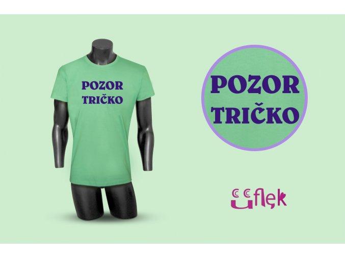 112 pozor tričko 1