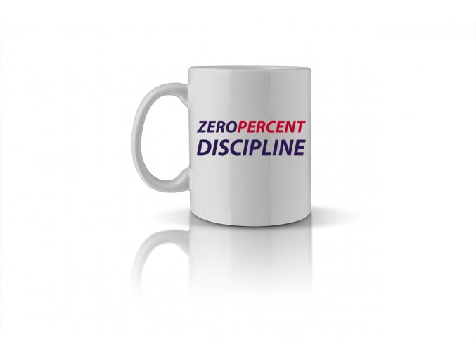 04 zero percent discipline mug