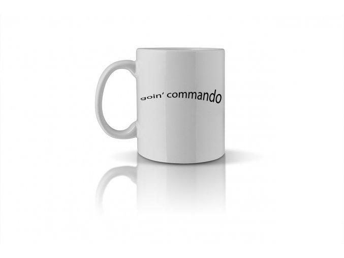 37 goin' commando mug