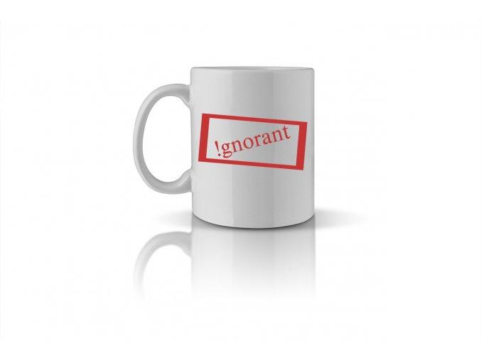 38 !gnorant mug