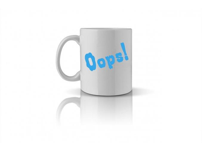 39 Oops! mug