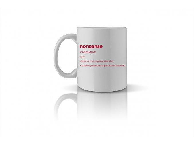42 nonsense mug