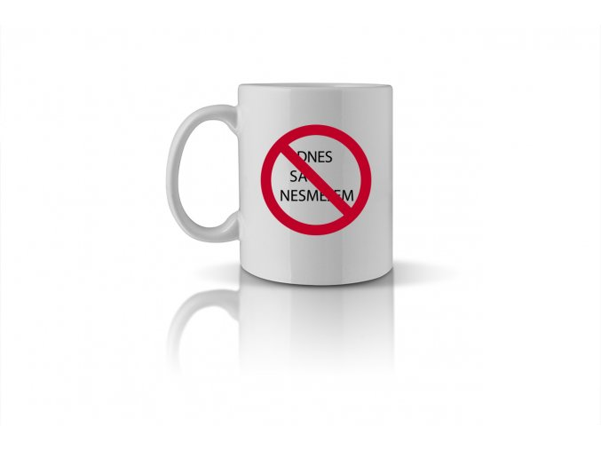 48 DNES SA NESMEJEM mug
