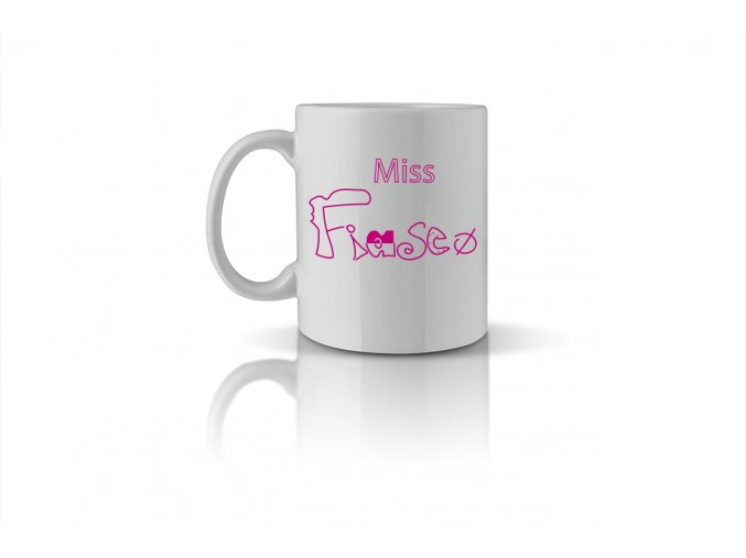 54 Miss Fiasco mug