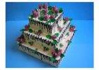 Hranaté dortové formy na pčení