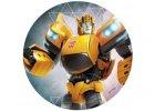 Jedlý papír: Transformers