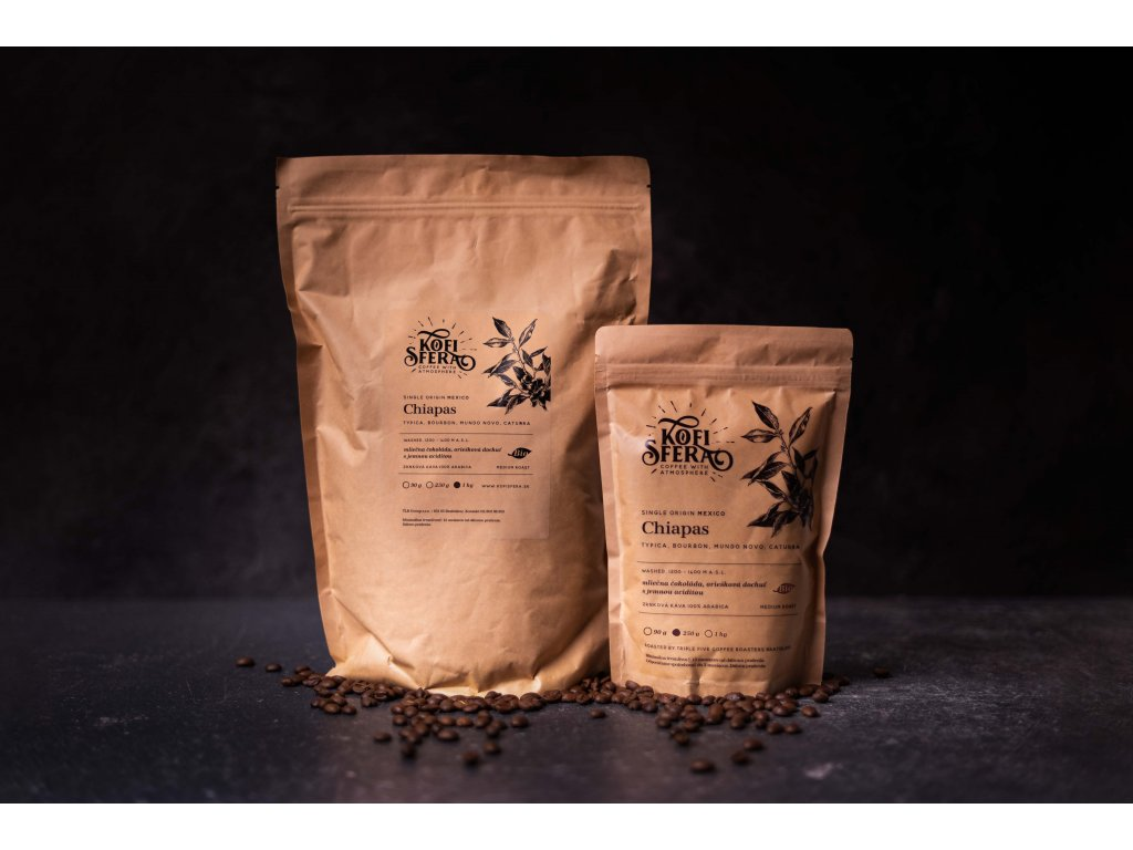 Kofisfera Chiapas coffee