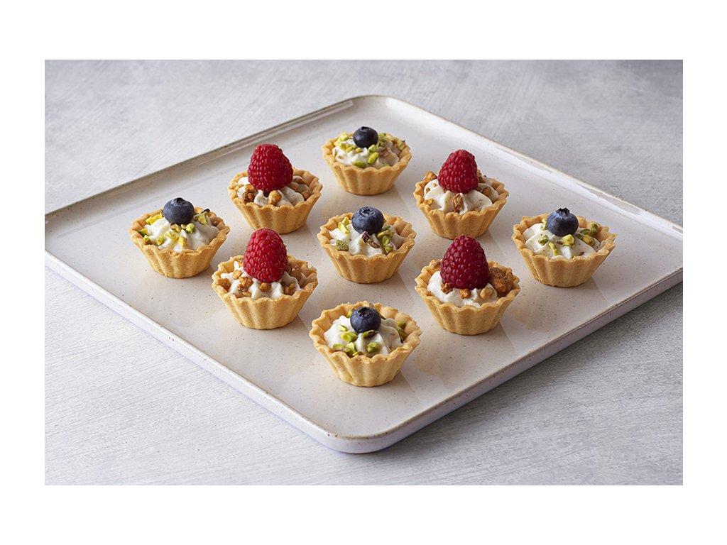 Mini Tartalets Vanilla Fruit mini vanilkovo ovocné tartaletky cukrari.sk