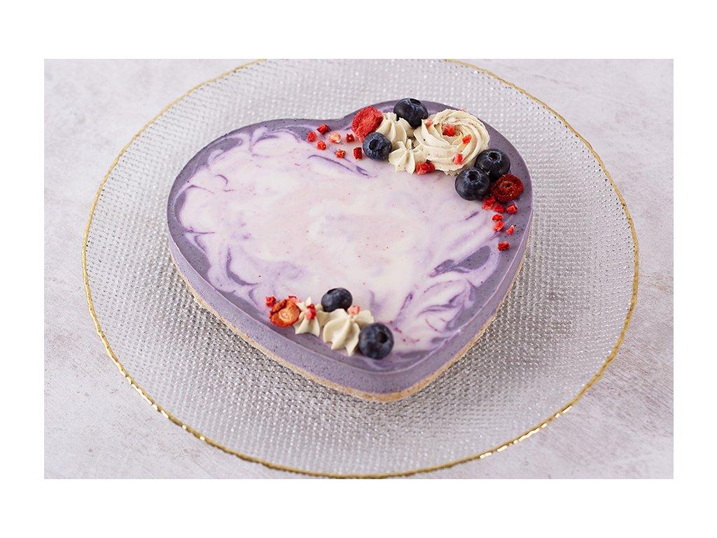 raw vegan blueberry cake čučoriedková torta cukrari.sk