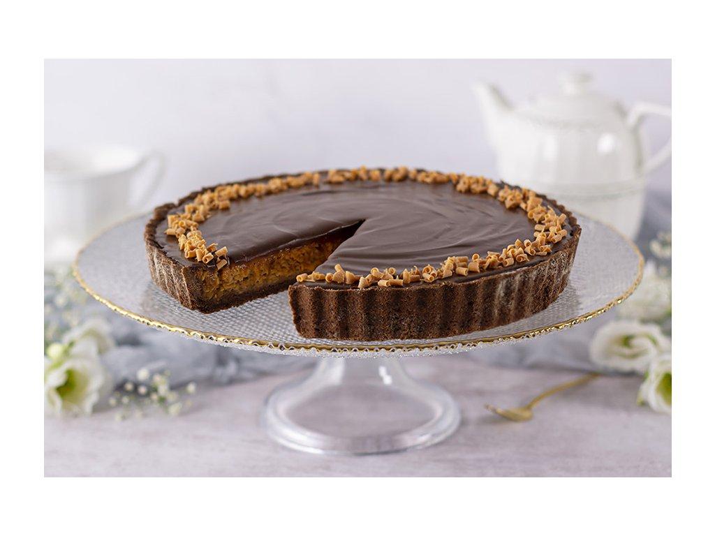 jablkovo karamelovy tart Apple Caramel Tart cukrari.sk
