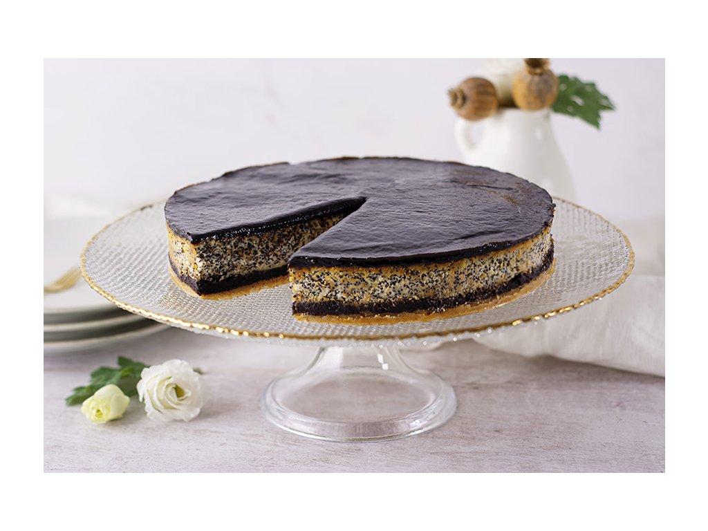 Bezlepkový Makovo slivkový Cheesecake Bezlepkový Poppy & Plum Cheesecake cukrari.sk
